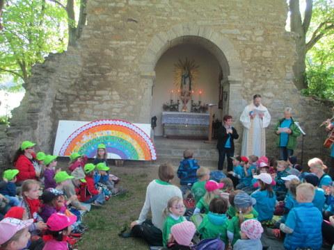Kinderwallfahrt Elmbachkapelle 116